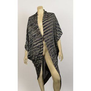NEW ELIE TAHARI CARDIGAN SHRUG SZ LARGE